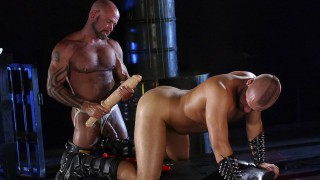 Mo' Bubble Butt, Scene 3 - Dick Wolf & Jacob Scott