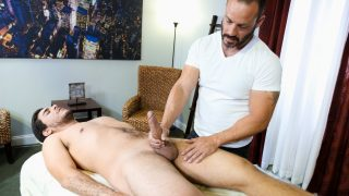 Big Cock Massage - Van Wilder & Joey Doves