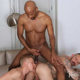 Stephan Raw, Sergey Fox & William Bravo