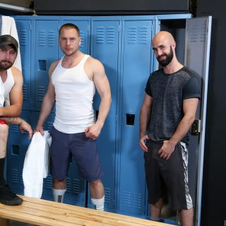Vers Lovers - Dustin Steele, Hans Berlin & Lex Ryan