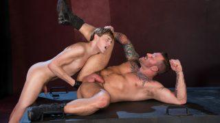 Full Fist Interrogation, Scene 2 - Hugh Hunter & Colin Bryant