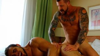 Rocco Steele & Brock Avery
