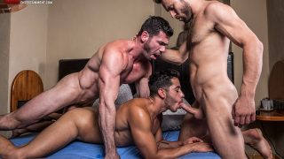 Drae Axtell, James Castle & Billy Santoro