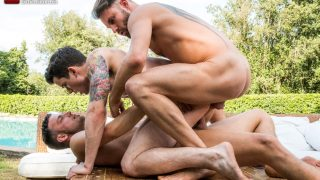 Damon Heart, James Castle & Dakota Payne