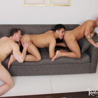 Salvador Mendoza, Ivan Gregory & Sergyo