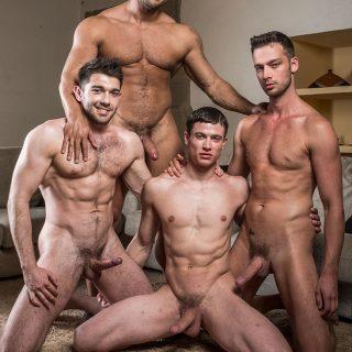 Ben Batemen, Brock Magnus, Ruslan Angelo & Damon Heart