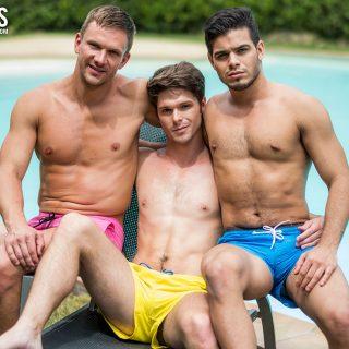 Devin Franco, Andrey Vic & Rico Marlon