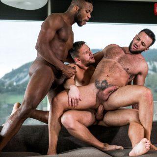 Donato Reyes, Andre Donovan & Andrey Vic