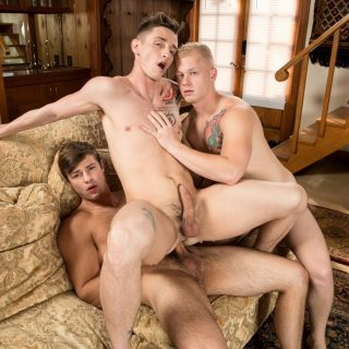 Love in the Raw - Lance Ford, Leo Luckett & Charlie Pattinson