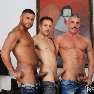 Marc Ferrer, Diego Lauzen & Mario Galeno