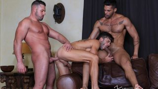 Lucas Fox, Gabriel Lunna & Andy Star