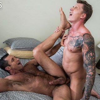 Nick Capra & Geordie Jackson
