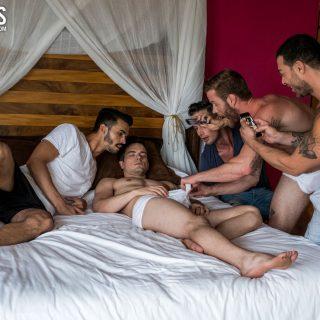 Dakota Payne, Damon Heart, Aaden Stark, Shawn Reeve & Carlos Lindo