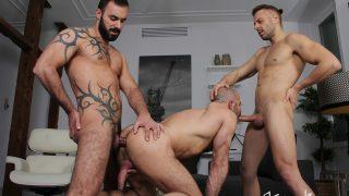 Xavi Duran, Felipe Ferro & Mario Galeno