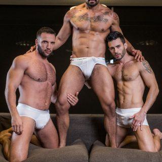 Donato Reyes, Andy Star & Frank Tyron
