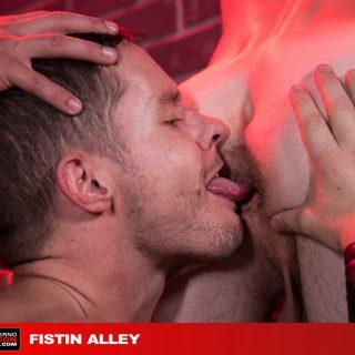 Fistin Alley, Scene 3 - Sebastian Keys, Dylan Strokes & Ashley Ryder