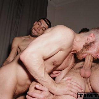 Caleb King, Koldo Goran & Franklin Acevedo