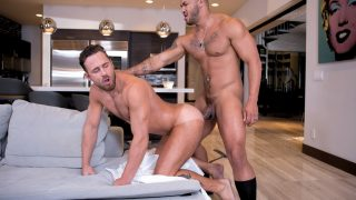 Hungry For Moore, Scene 6 - Logan Moore & Jason Vario