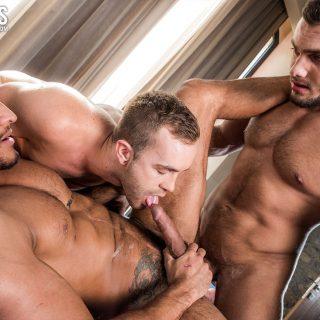 Brock Magnus, Diego Lauzen & Jackson Radiz