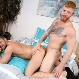 First Time With A Ginger - Bennett Anthony & Jack Andy