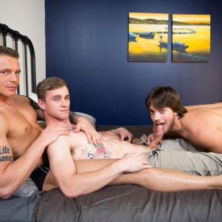 Passionate Trio - Gunner, Ryan Jordan & Scotty Dickenson
