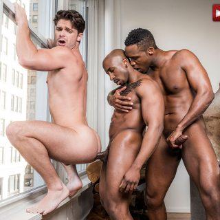 Andre Donovan, Max Konnor & Devin Franco