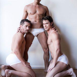 Rafael Carreras, Devin Franco & Shawn Andrews
