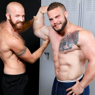 Muscle Envy - James Stevens & Dax Carter
