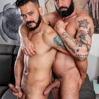 Alexander Mathews & Gianni Maggio