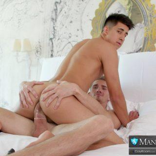 Battle of the Big Dicks - Nate & Colton