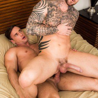 Dylan James & Alexander Volkov