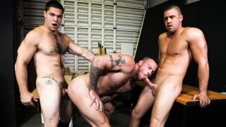 First Day On The Job - Darin Silvers, Sean Duran & Aspen