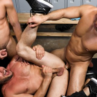 International Big Dick - Alexander Garrett, Hans Berlin & Scott DeMarco