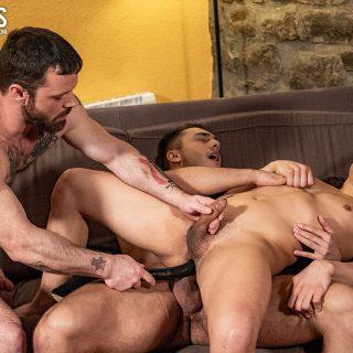 Sergeant Miles, Brock Magnus & Ken Summers