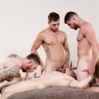 Tag Teaming Dante - Dante Martin, Markie More, Johnny Hill & Carter Woods