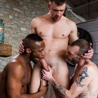 Guillaume Wayne, Andre Donovan & Andrey Vic
