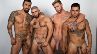 All Saints, Part 4 - Boomer Banks, Josh Moore, Ricky Roman & Francois Sagat