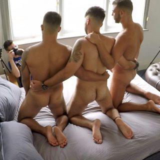 Layton Charles, Jesse Carter & Sam Sivahn