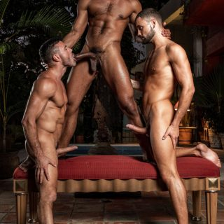Manuel Skye, Sean Xavier & Jeffrey Lloyd