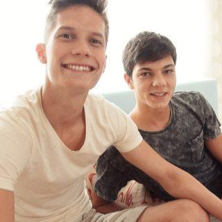 Nino Valens & Mael Gauthier