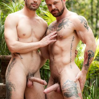 Sergeant Miles & Drake Rogers