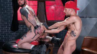 Strong Arm Landlord, Scene 2 - Teddy Bryce & Drew Dixon