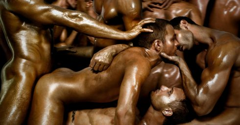 A Whole Lot of Naked Men