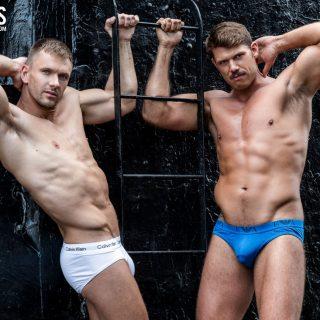 Tyler Roberts & Andrey Vic