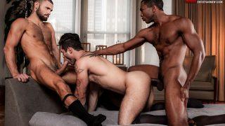 Sean Xavier, Jeffrey Lloyd & Lucas Leon