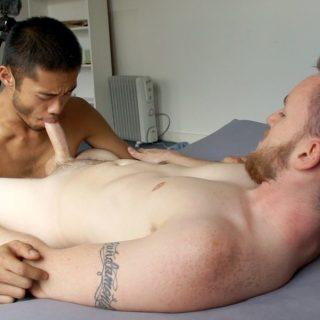 Alex Sanchez & Dylan Anderson