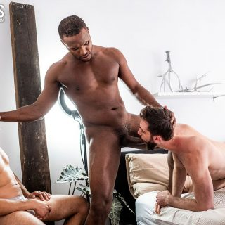 Andre Donovan, Jason Cox & Mike Maverick