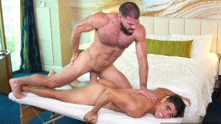 Deep Dick Massage - Ricky Larkin & Max Marciano
