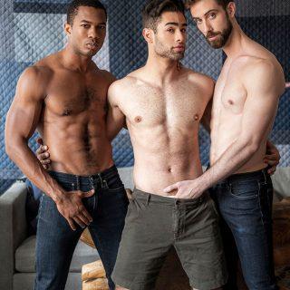 Jason Cox, Lucas Leon & Sean Xavier