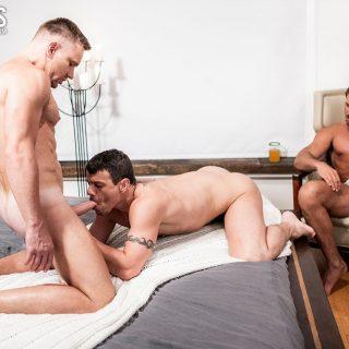 Jesse Santana, Andrey Vic & Tyler Roberts